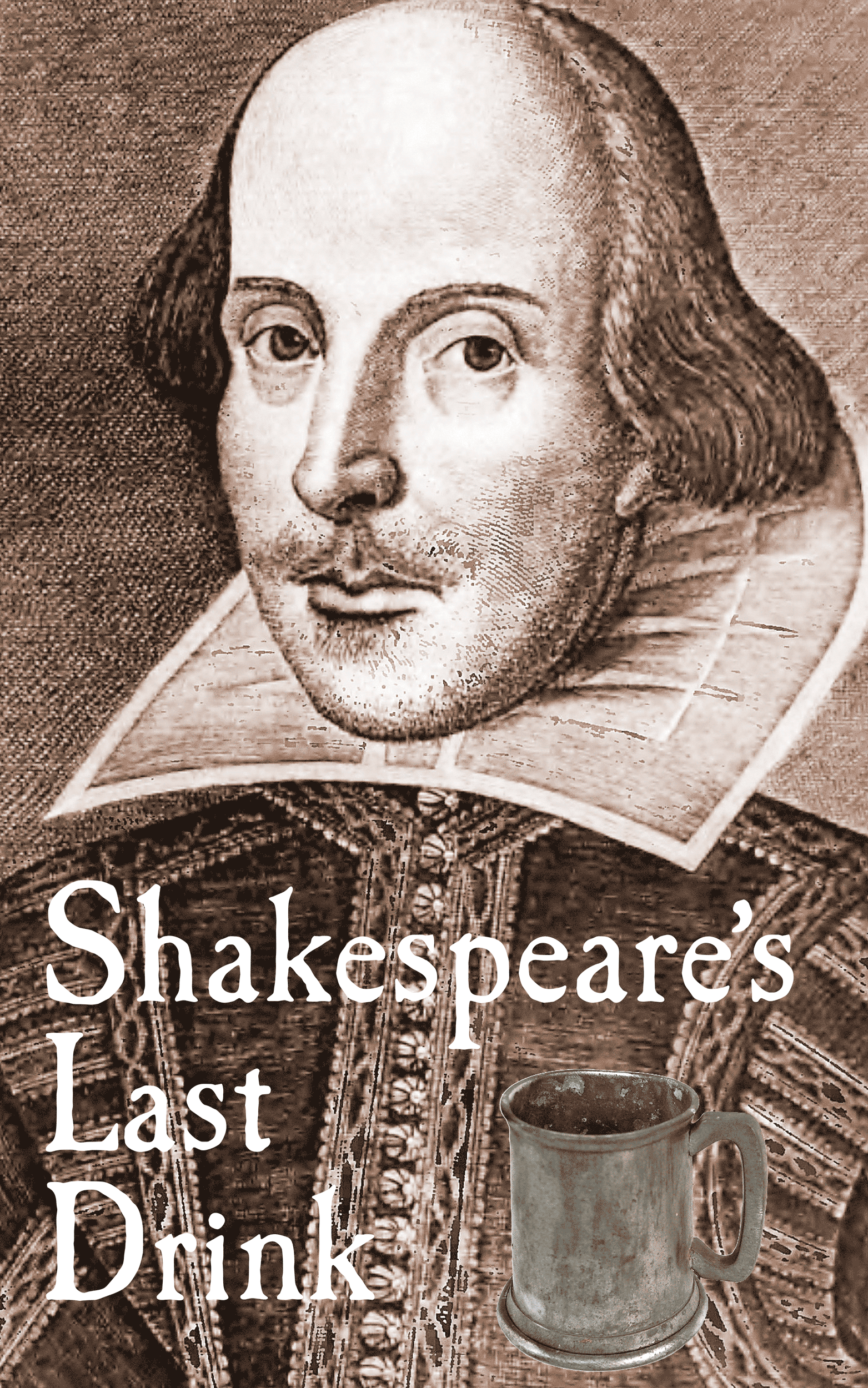 Cover of Shakespeare's LastDrink